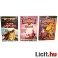 Eladó xx Használt könyv - 3db EarthDawn Jóslat, Thérai Vér, DragonLance Legendák Ikrek Hatalma - Dungeons