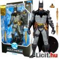 Eladó 18cm-es DC Multiverse Batman figura - Gold Label Batman by Todd McFarlane figura kardokkal, rátehető