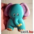 Elefántos Csörgő Babajáték (rendben játszaható) 2képpel