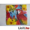 Eladó szalvéta - papagáj