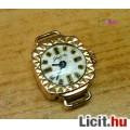 Eladó Miniatűr antik Glashütte női óra aranyozott tokban, gyűjteménybe való