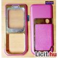 Eladó Nokia 7360 előlap, hátlap, akkufedél pink-arany színben