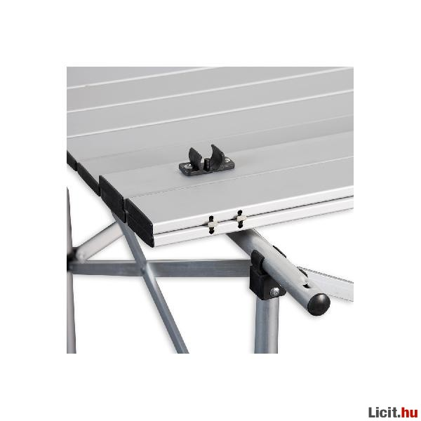 Licit.hu Új összecsukható alumínium asztal, kemping asztal