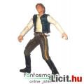 Star Wars figura - Han Solo klasszikus megjelenés dinamikus pózban - mozgatható Csillagok Háborúja f