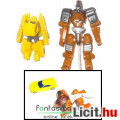 Eladó Transformers figura 3-4cm-es Minicon Leobreaker oroszlán és Sparkplug sportkocsi 2db átalakítható ro