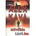 Eladó Alex Kava: Szövetség a gonosszal