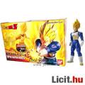 Eladó 16cm-es Dragon Ball Z figura - SSJ Vegeta / Vegita mozgatható figura építő modell szett - Bandai Fig