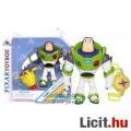 Eladó 12cmes Toy Story figura - Baz / Buzz Lightyear játék figura mozgatható végtagokkal és kihajtható szá