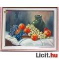 Eladó Gyümölcs csendélet, szőlővel, és almával, Holland