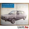 Retroautók 84.szám FSO Polonez MR'87 (Autó nélkül) 4kép:) DeAgostini