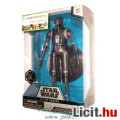Eladó Star Wars figura 16-18cm-es Elite K-2SO / K2-SO mozgatható fém fekete robot modell figura Black Seri