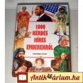 Eladó 1000 Kérdés Híres Emberekről (1996) 7kép+Tartalom :) Ismeretterjesztő