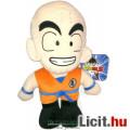 Eladó Dragonball / Dragon Ball plüss figura - 30cm-es Krilin / Krillin plüss játék baba - Új, eredeti, cím