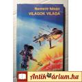 Eladó Világok Világa (Nemere István) 1990 (Dedikált) SciFi (6kép+tartalom)