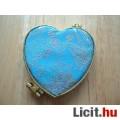 Álomszép nőies szív pipere kozmetikai tükör retikülbe, táskába