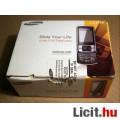 Eladó Samsung C3050 (2009) Üres Doboz (Ver.2)