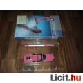 Pink könyvre erősíthető olvasólámpa + toll ajándék szett - Vadonatúj!