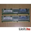 Eladó 1GB - 2 db 512MB PC2-5300F ECC szerver RAM