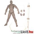 Eladó 13cmes extra mozgatható férfi Emberi Test akció figura modell rajzhoz / rajzoláshoz  és customhoz -