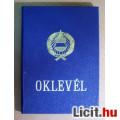 Oklevél (Pécsi Tanárképző Főiskola) 1976