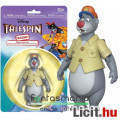 Eladó 10cmes Tale Spin / Balu Kapitány kalandjai figura - Baloo / Balu Disney mesehős játék figura - ReAct