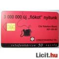 Eladó Telefonkártya 1996/11 - Creditanstalt Rt. (2képpel :)