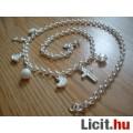 Eladó 925 sterling ezüst trendi nyaklánc
