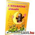 Eladó eredeti DVD film - A Kisvakond Álmodik rajzfilm / mese új, fóliás, eredeti DVD lemez