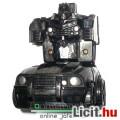 Transformers figura - Barricade autóvá hajtható könnyen átalakítós Decepticon autó játék robot figur