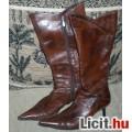 Eladó Gyönyörű, barna antikolt h. Sebastiano csizma