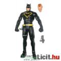 Eladó Batman figura - 16cm-es Gordon Batman figura fekete megjelenéssel és övre csatolható fegyverrel - DC