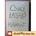 Kirakat (Csiki László) 1981 (Válogatott novellák) 8kép+tartalom