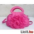 Eladó # Csinos Pink csipkés kézi táska