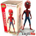 Eladó 18cm-es NECA Pókember / Spider-man Homecoming figura - Bólogató Marvel Head Knocker Szobor figura ta