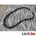 Eladó Eredeti fazettált rubin zoizit gyönyörű nyaklánc (8mm)