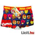 Eladó Szuperhős 9-10 éves gyermek Alsónadrág - Marvel Comics mintával: Pókember, Vasember, Amerika Kapitán