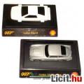 Eladó Régi / Retró 2db James Bond 007 fém játék autó szett - Lotus Esprit és Aston Martin BD5 Matchboméret