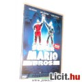 Eladó eredeti DVD film - Super Mario Bros. klasszikus élőszereplős film - új, fóliás, eredeti DVD lemez, b