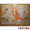 Eladó Hello Kitty puzzle 63 darabos - Vadonatúj!