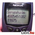 Eladó Nokia 6110 (Ver.18) 1998 Működik Gyűjteménybe (15db állapot képpel :)