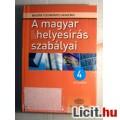 A Magyar Helyesírás Szabályai (4 az Egyben) 2011 (5kép+tartalom)