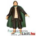 Eladó Gyűrűk Ura figura - Frodo Hobbit figura kockás ruhában - 14cm-es mozgatható Lord of the Rings figura