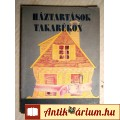 Eladó Háztartások Takarékon-Jótanácsok Pénztárcánk Védelmére (1988)