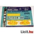 Eladó Havi Budapest-Bérlet (BKV) 2009 November (BKV Bérlet Gyűjteménybe)