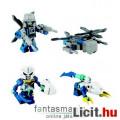Transformers Kre-O 2db robot minifigura - Fangwolf és Highbrow átépíthető mini figura szett - Hasbro