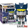 Eladó 10cmes Funko POP 26 Transformers G1 Soundwave / Fülelő - nagyfejű Decepticon / Álca robot karikatúra