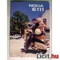 Eladó Nokia 6111 (2006) Felhasználói Kézikönyv (Német) 4képpel