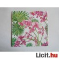 szalvéta - orchideák