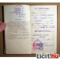Leckekönyv (Pécsi Tanárképző Főiskola) 1970-76