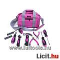 Eladó Szerszámkészlet nőknek, 28 db-os + hordozható táska